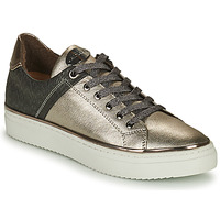 Shoes Women Low top trainers Adige QUENTIN2 V5 GALAXY ACERO Silver