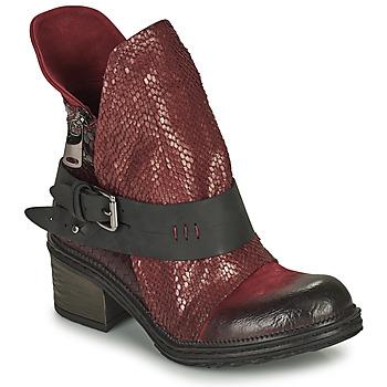 Shoes Women Mid boots Metamorf'Ose KALEUR Bordeaux