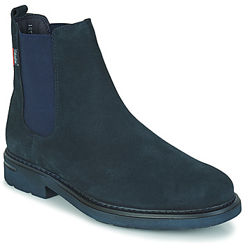 Shoes Men Mid boots CallagHan PURE CASUAL Blue