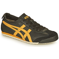 Shoes Low top trainers Onitsuka Tiger MEXICO 66 Black / Yellow