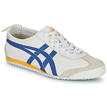 Shoes Low top trainers Onitsuka Tiger MEXICO 66 White / Blue / Yellow