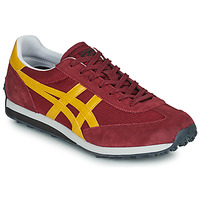 Shoes Low top trainers Onitsuka Tiger EDR 78 Bordeaux / Yellow