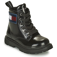 Shoes Girl Mid boots Tommy Hilfiger T1A5-31189-1225999 Black