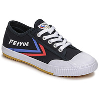 Shoes Low top trainers Feiyue FE LO 1920 Blue / Blue / Red