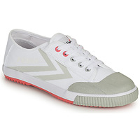 Shoes Men Low top trainers Feiyue STAPLE X FE LO 1920 White / Grey