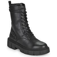 Shoes Women Mid boots MTNG 50188-C51975 Black