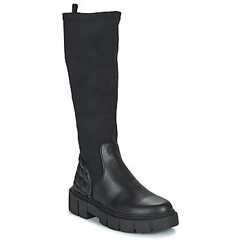 Shoes Women Boots MTNG 50190-C51975 Black