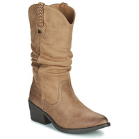 Shoes Women Boots MTNG 51678-C52073 Taupe
