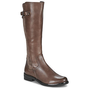 Shoes Women Boots Caprice 25504-361 Taupe