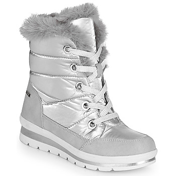 Shoes Women Snow boots Caprice 26216-943 White / Silver