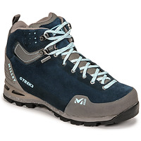 Shoes Women Hiking shoes Millet G TREK 3 GORETEX Green / Blue
