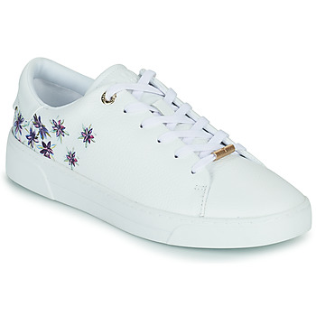 Shoes Women Low top trainers Ted Baker KEILIE White