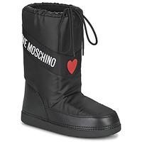 Shoes Women Snow boots Love Moschino JA24032G1D Black