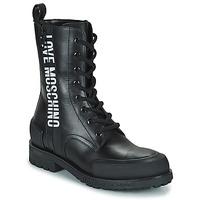 Shoes Women Mid boots Love Moschino JA24184G1D Black