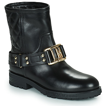 Shoes Women Ankle boots Love Moschino JA21224G0D Black