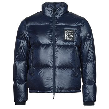 material Men Duffel coats Armani Exchange 8NZBP3 Marine
