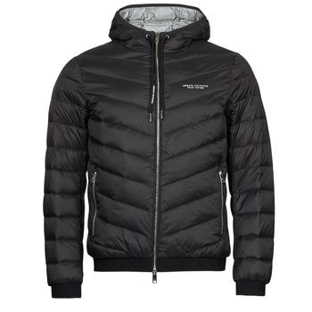 material Men Duffel coats Armani Exchange 8NZB53 Black
