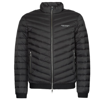 material Men Duffel coats Armani Exchange 8NZB52 Black
