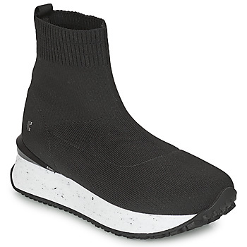 Shoes Women High top trainers Gioseppo ULUIK Black