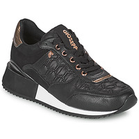 Shoes Women Low top trainers Gioseppo ENGERDAL Black