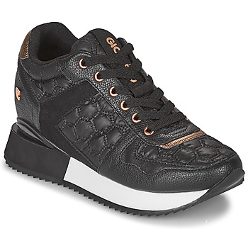 Shoes Women Low top trainers Gioseppo ULSTEIN Black