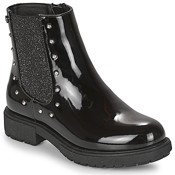 Shoes Girl Mid boots Gioseppo TELAGH Black