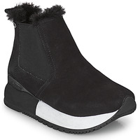 Shoes Girl High top trainers Gioseppo NORDEN Black