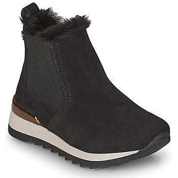 Shoes Girl High top trainers Gioseppo ORTRAND Black