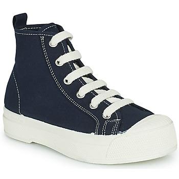 Shoes Children High top trainers Bensimon STELLA B79 ENFANT Blue