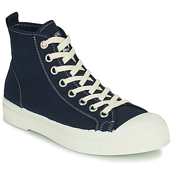 Shoes Women High top trainers Bensimon STELLA B79 Blue