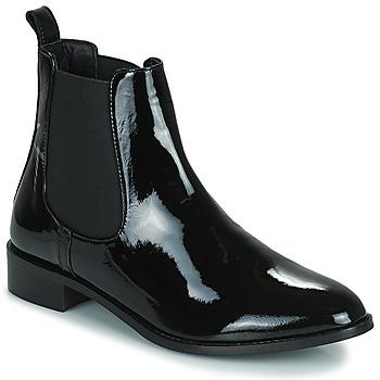 Shoes Women Mid boots JB Martin ATTENTIVE Black