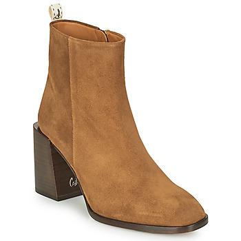 Shoes Women Ankle boots Castaner IRIA Cognac