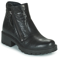 Shoes Women Boots IgI&CO DONNA GIANNA Black