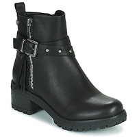 Shoes Women Mid boots Refresh 78975 Black
