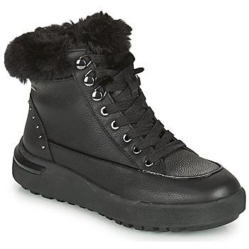 Shoes Women Snow boots Geox DALYLA Black