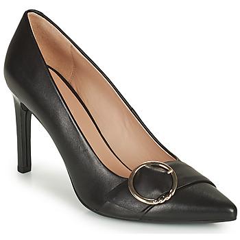 Shoes Women Court shoes Geox FAVIOLA Black
