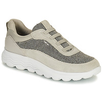 Shoes Women Low top trainers Geox SPHERICA White