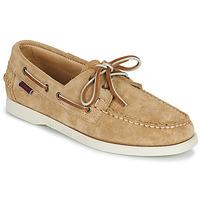 Shoes Women Boat shoes Sebago PORTLAND FLESH OUT W Beige