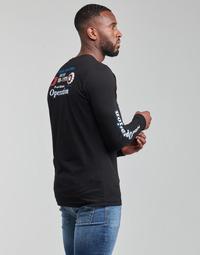 material Men Long sleeved shirts Diesel T-DIEGOS-LS-K25 Black