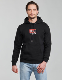 material Men sweaters Diesel S-GIRK-HOOD-B8 Black