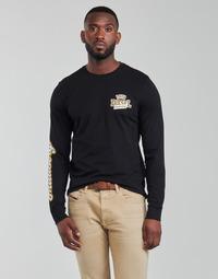 material Men Long sleeved shirts Diesel T-DIEGOS-LS-K27 Black