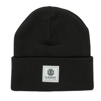 Accessorie hats Element DUSK BEANIE Black