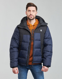 material Men Duffel coats Element DULCEY PUFF CONTRASTED Blue