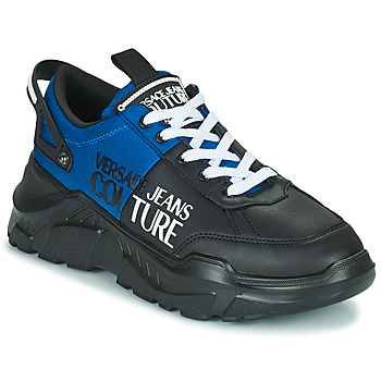 Shoes Men Low top trainers Versace Jeans Couture  Marine / White