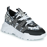 Shoes Men Low top trainers Versace Jeans Couture DOLINO Black / White