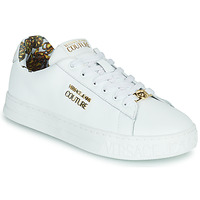 Shoes Women Low top trainers Versace Jeans Couture REMO White