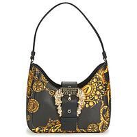 Bags Women Shoulder bags Versace Jeans Couture METARIA Black / Printed / Baroque