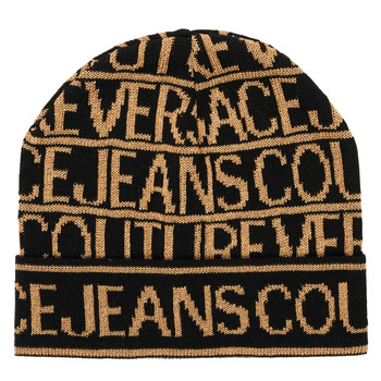 Accessorie hats Versace Jeans Couture OLEAGA Black / Gold