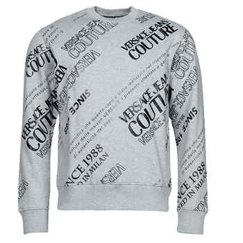 material Men sweaters Versace Jeans Couture WARRANTY Grey