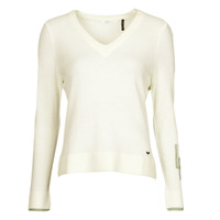 material Women jumpers Les Petites Bombes CORALINE Ivory